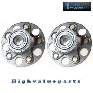 2 rear wheel bearing hub assembly for acura rsx 02 06 honda civic rh ebay com Acura RSX Owner's Manual 2002 Acura RSX Specs