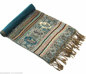 New-Fashion-Women-039-s-Vintage-Soft-Warm-Pashmina-Cashmere-Scarf-Wrap-Shawl-Stole