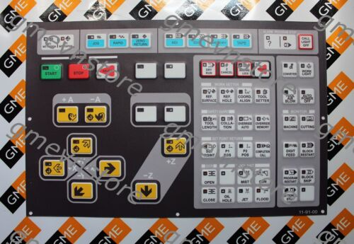 Operating Membrane 11-91-00 for Hitachi Seiki VK45 VK55 machine
