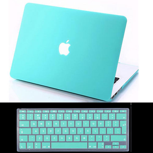 "New Tiffany Blue Hard Matte Case Cover For Macbook Air 11"" 13"" 15"" Pro Retina"