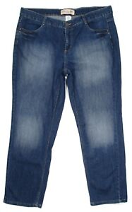 1c0148d5c7b1e JMS Just My Size 20W Stretch Straight Leg Jeans Plus Embellished Mid ...