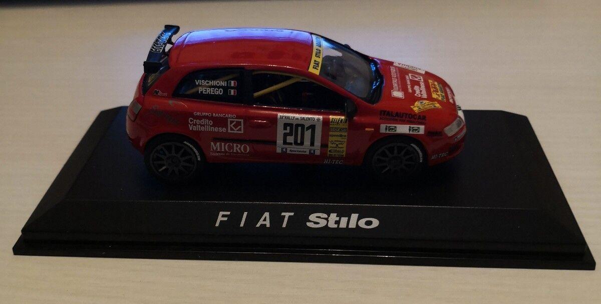 TK ARENA NOREV 1 43 rally - FIAT STILO GR.A HiTec Rally Salento 2004