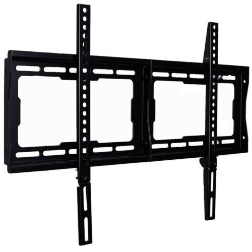 """Flat TV Wall Mount for SONY Vizio Sharp Toshiba 32 39 42 46 50 55 60 65/"""" LED ctt"""
