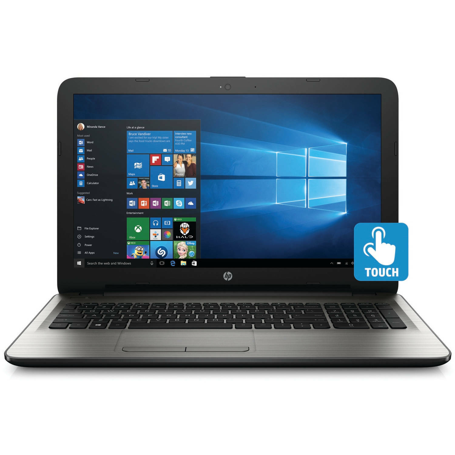 HP Pavillion laptops
