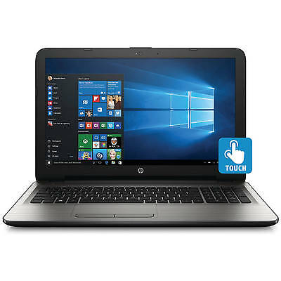 HP Pavillion 15-AY041WN Touch 6th Gen i3 8GB Ram 1TB Hdd Win 10 1 Year Warranty