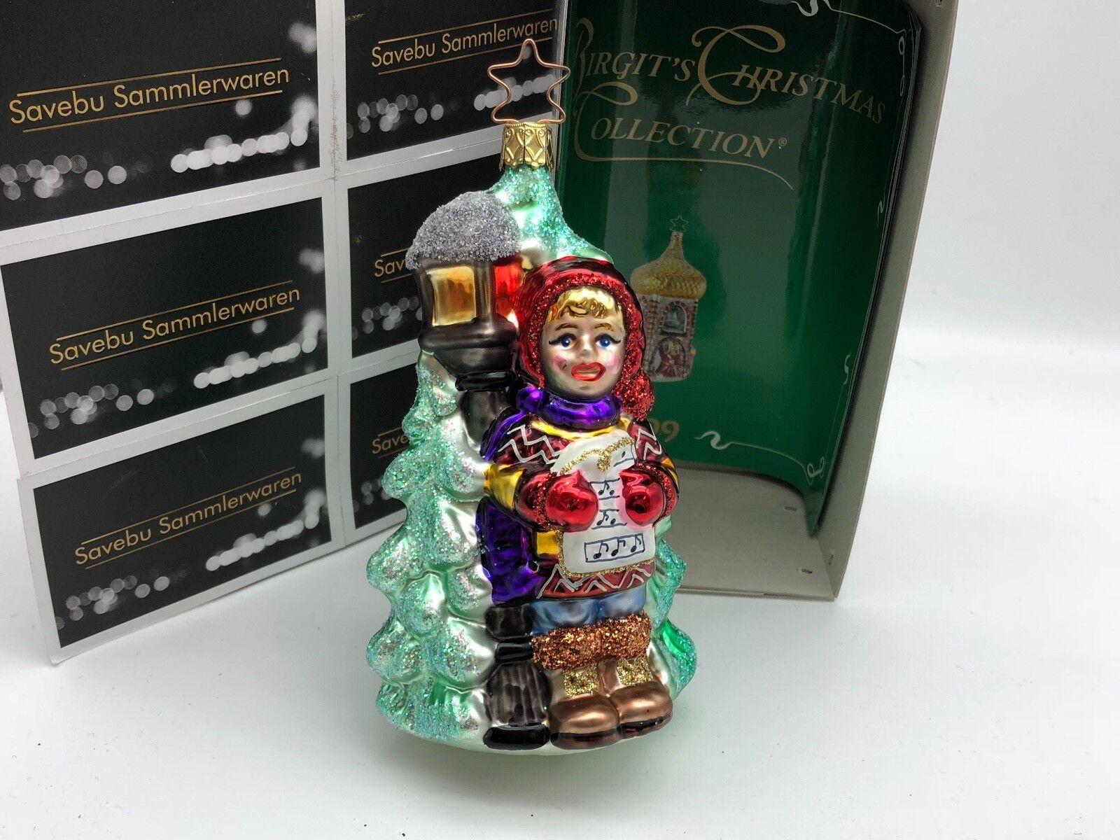 Inge Glas ⭐️⭐️ Birgit´s Christmas Collection Collection Collection Led. Edition. 14,5 cm ⭐️⭐️ Top de7cd3