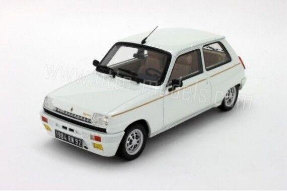 Otto Ottomobile  OT513 Renault 5 Turbo Laureate 1/18
