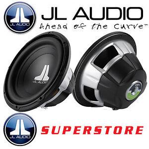 JL Audio 12W0V3 12 Inch 30cm 300 Watts W0 Series 4 Ohm Car Sub ... on
