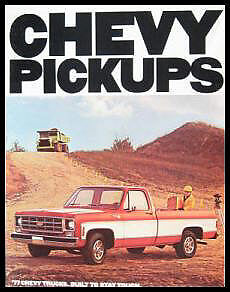 1977-Chevrolet-Pickup-Truck-4WD-Color-Brochure-Chevy-GM