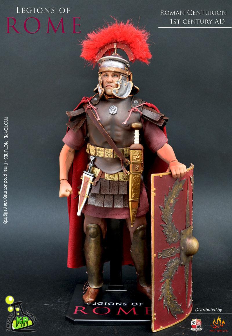 1 6 Scale Kaustic Plastik KP14 Legions of Roma - Centurion