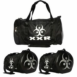 XXR-Large-Black-Sports-amp-Gym-Duffle-Holdall-Bag-SPORTS-TRAVEL-WORK