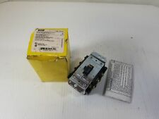 Hubbell Hbl7810d Manual Motor Starter 3ph 30a 600vac