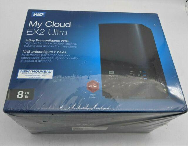 Western Digital My Cloud Mirror Gen 2 6tb For Sale Online Ebay