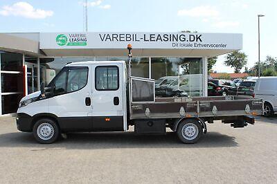 brugt varebil Iveco Daily 35S17 Mandskabsvogn m/lad