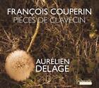 Pices de Clavecin von Aurelien Delage (2016)