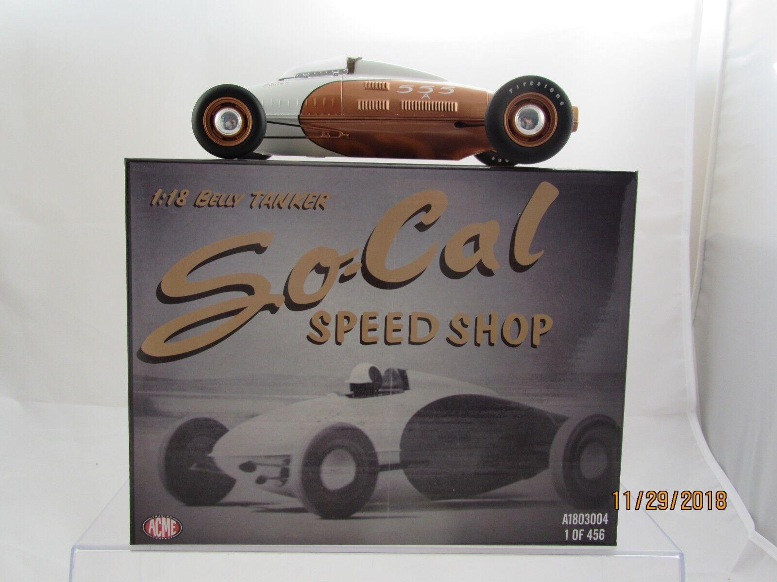 punto vendita Acme So-Cal Speed negozio oro oro oro Belly Tanker A1803004  Miglior prezzo