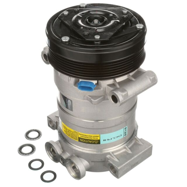 Cadillac Chevrolet Oldsmobile QR A//C Compressor for Buick GMC