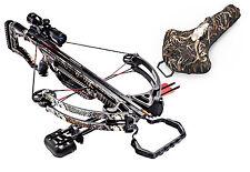 Barnett Raptor FX2 Crossbow Ready to Shoot Package w/ Whitetail Hunter Case