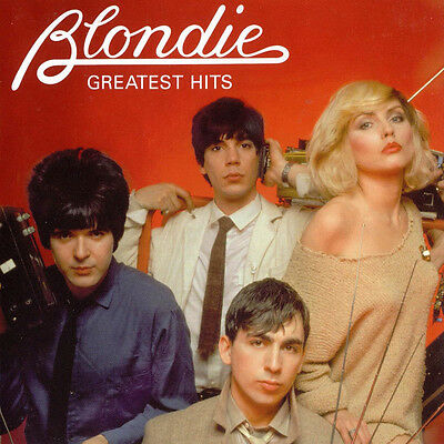 BLONDIE ( NEW SEALED CD ) GREATEST HITS COLLECTION / VERY BEST OF (DEBBIE HARRY)
