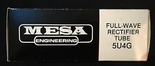 New Genuine Mesa Boogie Guitar Amplifier 5U4G Rectifier Replacement Tube Valve