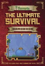 Terraria: The Ultimate Survival Handbook by Grosset & Dunlap (2016, Paperback)