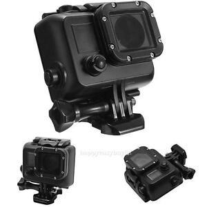 Waterproof Housing Underwater Hard Case Cover Dive For Gopro HD Hero 4 3+ 3 Acc