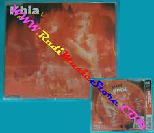 CD Singolo Khia Faust NSCD 182 ITALY 2001 SIGILLATO no mc lp vhs dvd(S27)