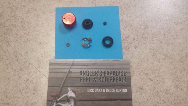 Abu Garcia reel repair parts handle knob cap Revo MGXTREME and MGXTREME 2