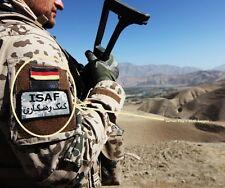 KANDAHAR WHACKER© NATO ISAF JSOC BUNDESWEHR KSK SSI: German Flag + ISAF Insignia