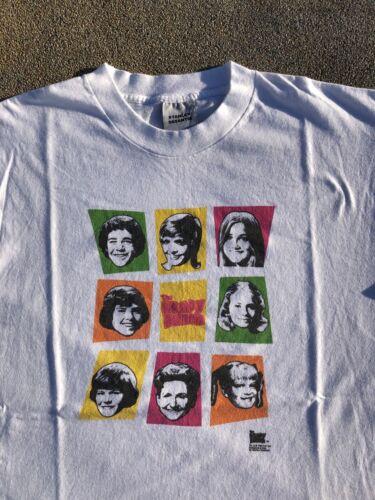 VTG 90's Stanley Desantis The Brady Bunch Shirt -