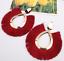 Women-Fashion-Bohemian-Long-Tassel-Fringe-Dangle-Drop-Earrings-Ear-Stud-Jewelry thumbnail 11