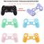 Playstation-PS4-Controller-Case-Gehaeuse-Oberschale-Softtouch-Matt-Modding-Cover Indexbild 2