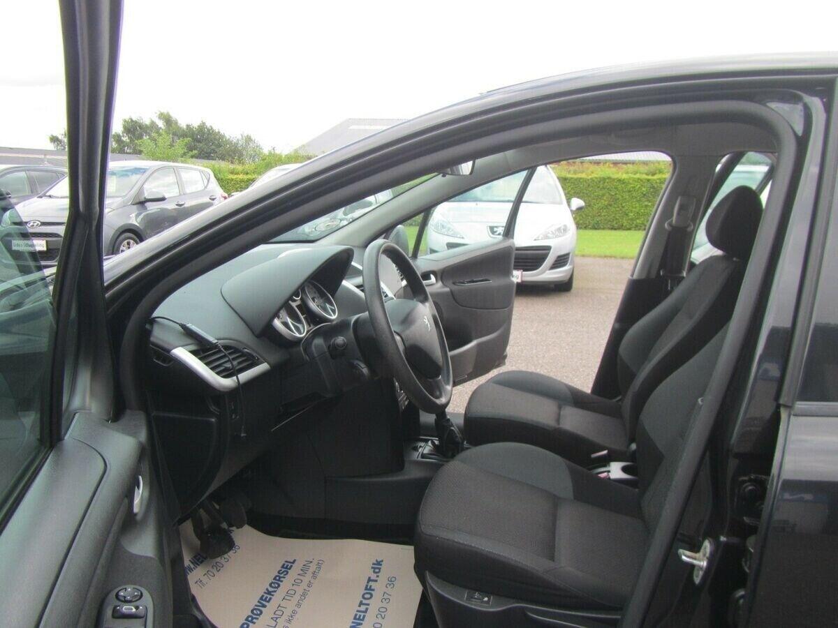 Peugeot 207 1,6 HDi 90 Comfort+ Cool