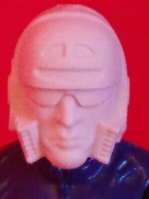 MH071 Cast Action figure head sculpt for use with 1:18th scale GI JOE Military