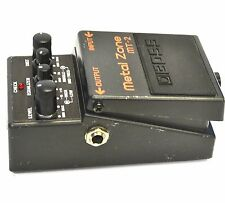 BOSS MT-2 Metal Zone Effects Guitar pedal