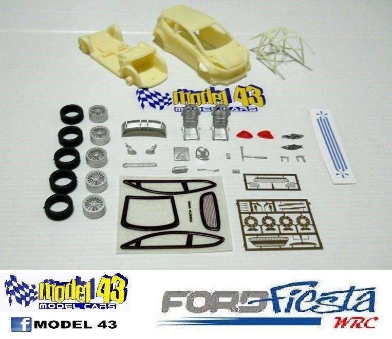Ford Fiesta WRC   -   KIT MONTAGGIO -