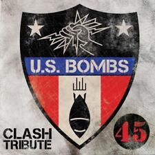 "US Bombs - Clash Tribute 7"" Vinyl"