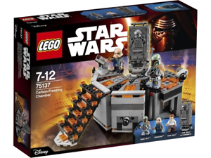 LEGO StarWars Carbon Freezing Chamber New Sealed  RETIRED  75137