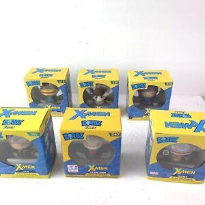Lot of 6 X-Men Dorbz Collection - Excellent Condition!!!