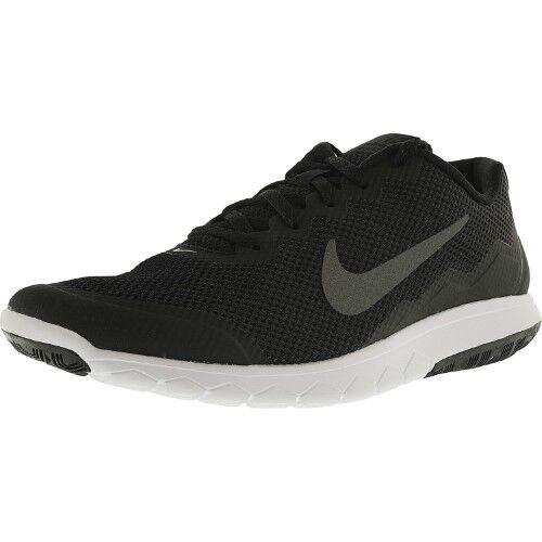 Neu Nike Herren Flex Exp Rn 4 Schwarz Athletic Kreuz Training Laufschuhe Größe 9