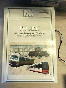 Buch: EisenbahnKurier - Uebel/Richter: MAN - 150 Jahre Schienenfzg aus Nürnberg