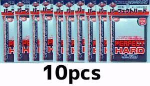 10x-KMC-CARD-50pcs-Perfect-Fit-Hard-Sleeves-for-89x64mm-F-S