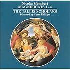 Nicolas Gombert: Magnificats 1-4 (2001)