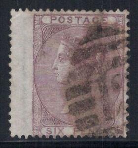 Grossbritannien-1856-Mi-14-Gestempelt-60-6-P-Victoria-Koenigin