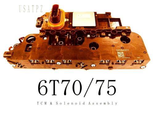 GMC 6T70 Chevy Saturn Opel 6T75 TCM /& Solenoid Assembly 2006up