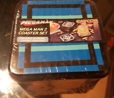 Brand New Mega Man 2 Nintendo nes Coaster Set 10 Ceramic Unique