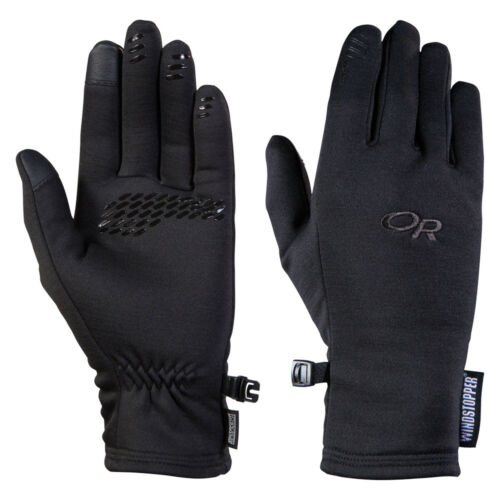 Bekleidung Outdoor Research Backstop Sensor Gloves Women winddichte Damen Fleece-Handschuhe