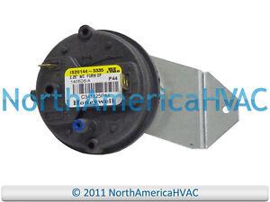 """OEM Trane Tridelta Air Furnace Pressure Switch C340545P12 FS6002A-2103 0.98/"""""""