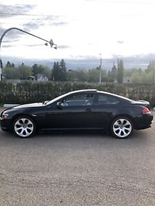 BMW 650i for Sale/Excellent Condition, Low KM