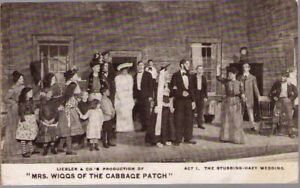 133r-Play-Postcard-Mrs-Wiggs-of-the-Cabbage-Patch
